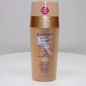 New Almay Healthy Glow Makeup Gradual Self Tan